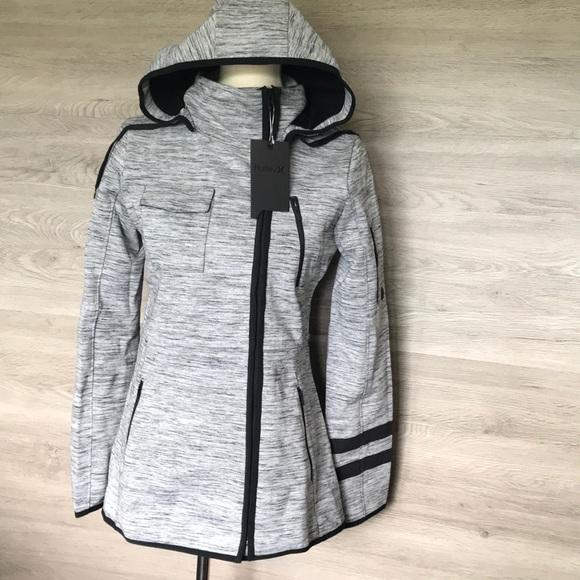 Hurley Tops - NWT-Women's Hurley Phantom Winchester Jacket